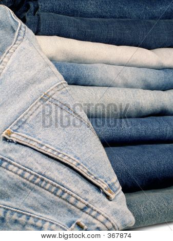 Denim Blue Jeans