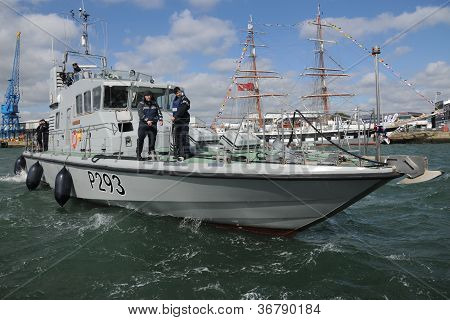 Lancha rápida de HMS Archer