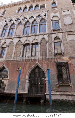 Casanova House In Venice, Italy