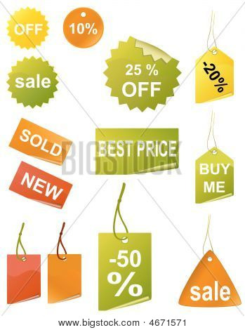 Shopping Tags