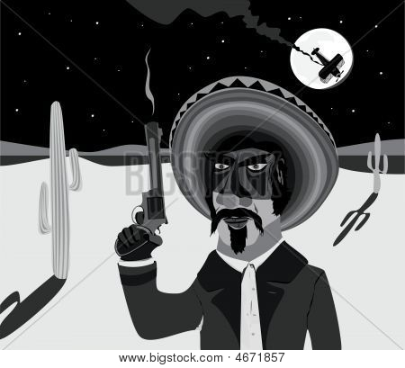 Mexican Gunman