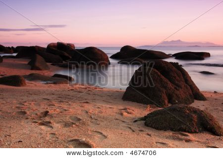 Sunrise Beach Landscape