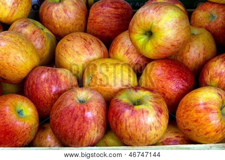Apple background, may fresh fruits , close up