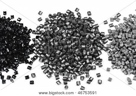 3 Heaps Of Gray Polymer
