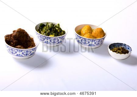 Asian Food Bowls