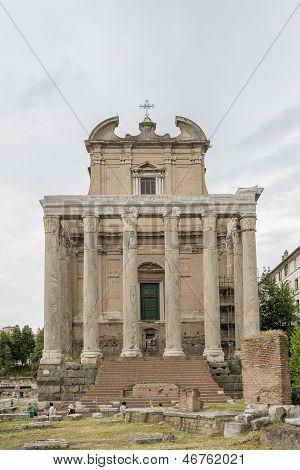 Rome Forum Romanum
