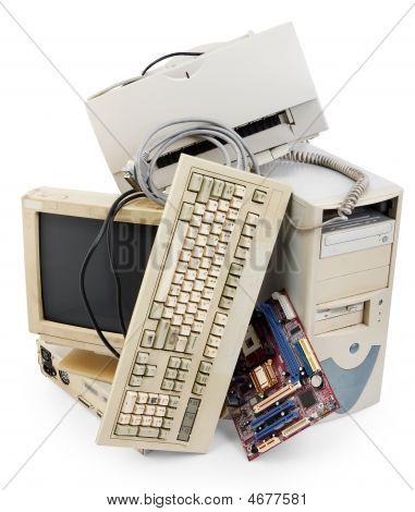 Oude Computer