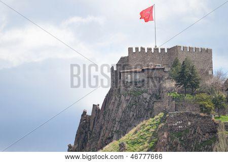 Ankara Castle, Ankara - Turkey