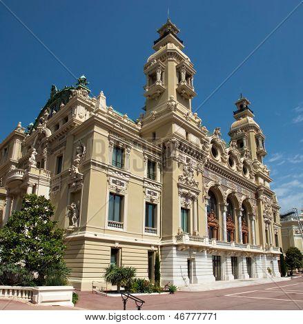 Monaco - Opera