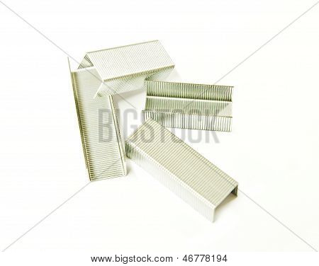 Staples Stack Isolated