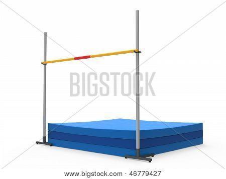 High Jump Landing Mat