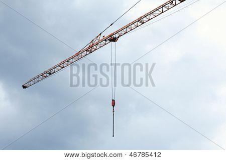 Boom Of Crane Tower
