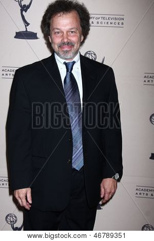 LOS ANGELES - JUN 13:  Curtis Armstrong arrives at the Daytime Emmy Nominees Reception presented by ATAS at the Montage Beverly Hills on June 13, 2013 in Beverly Hills, CA