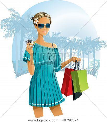 Vacation Shopping
