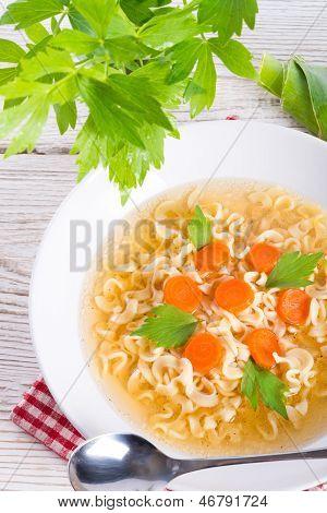 Noodle Soup