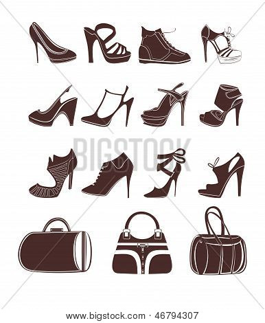 Fashion -vector set
