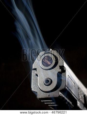 Smoking Pistol