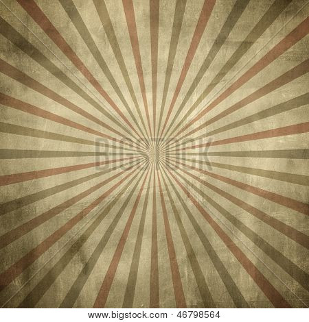Rays Pattern Grunge Background