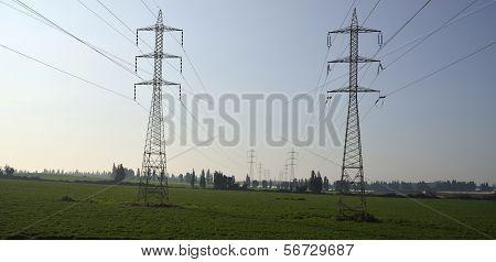 Air Line High Voltage