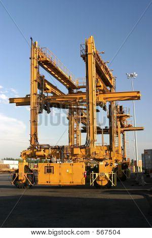 Container Crane Filtered