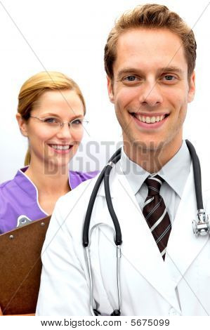 Doctor Nurse Team