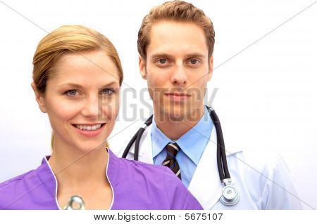Doctor Nurse Team