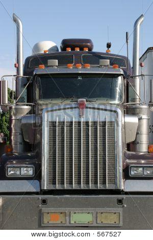 Truck Head On