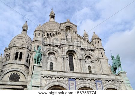 Basilique of Sacre Coeur, Paris