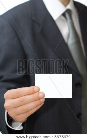Let Me Give You My Card