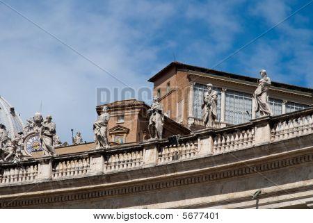 Roof Sculpture