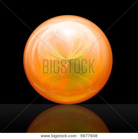 Magic Ball Orange