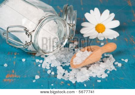 Salt With Scoop