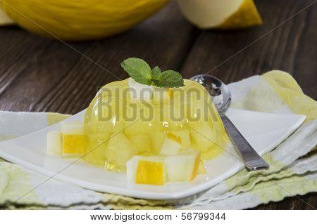 Honeydew Jello
