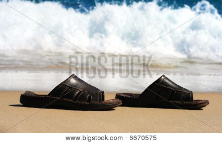 Swamped Shoes