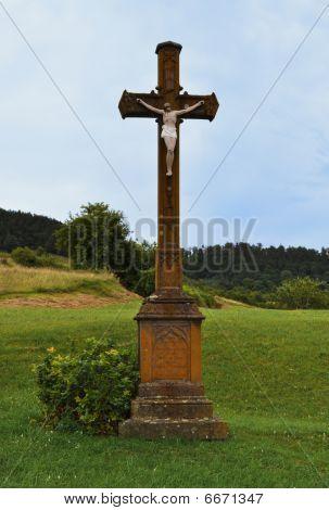 Wayside Cross/shrine