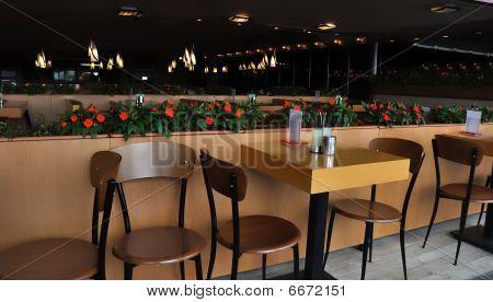 Turkey. Istanbul. Cafe