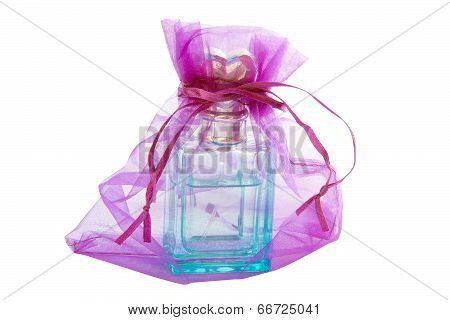 Perfume In A Packing Sack