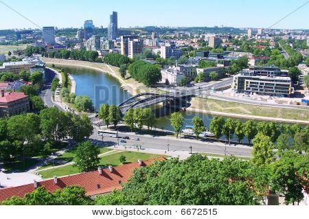 Vilnius landscape