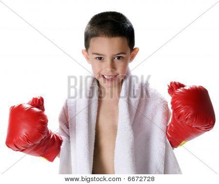Boxe, alguém?