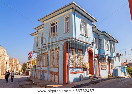 House in Istanbul