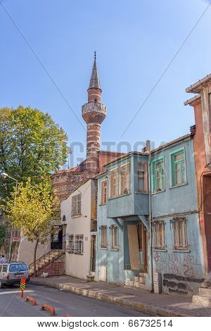 Small Mosque in Istanbul