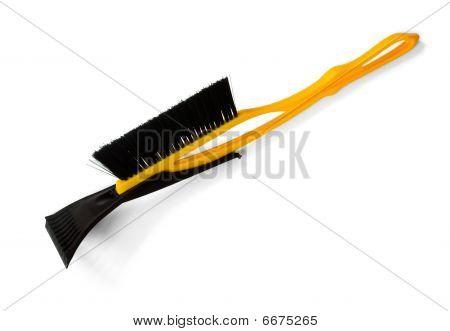 Car Brush And Snow Scraper