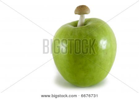 Not your typical Green Apple
