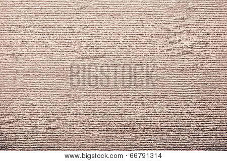 Corrugated Texture Of Brown Color With Stamping
