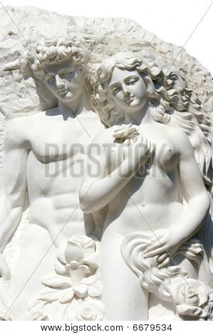 sculpture of love