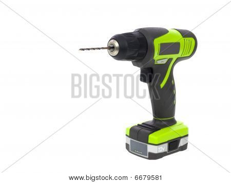 Battey powered drill