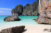 picture of koh phi-phi  - Thailand Southeast Asia  - JPG
