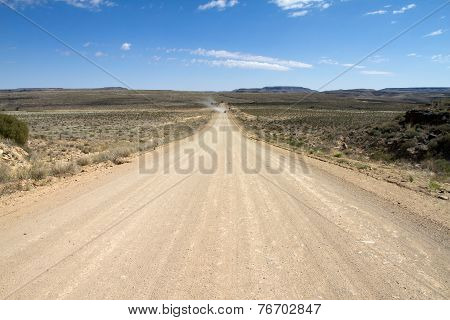 Namibian Dirt Road
