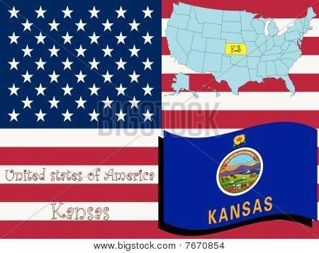 Ilustración de Kansas State
