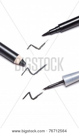 Different Kinds Of Eyeliners
